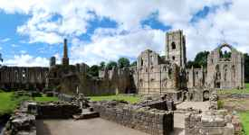 Fountains Abbey, Yorkshire (Anglia)